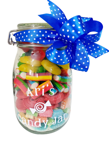 My Big Candy Jar