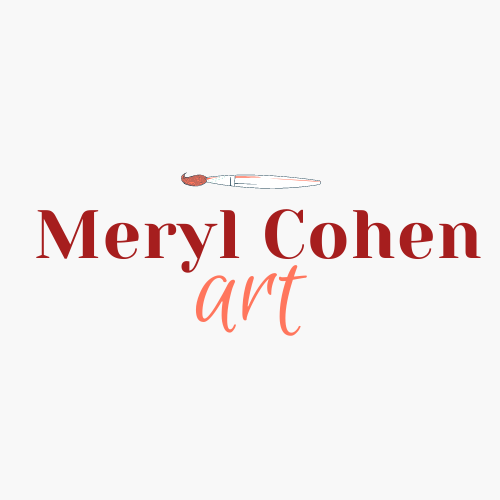 Visually Dimensional Art by Meryl Cohen