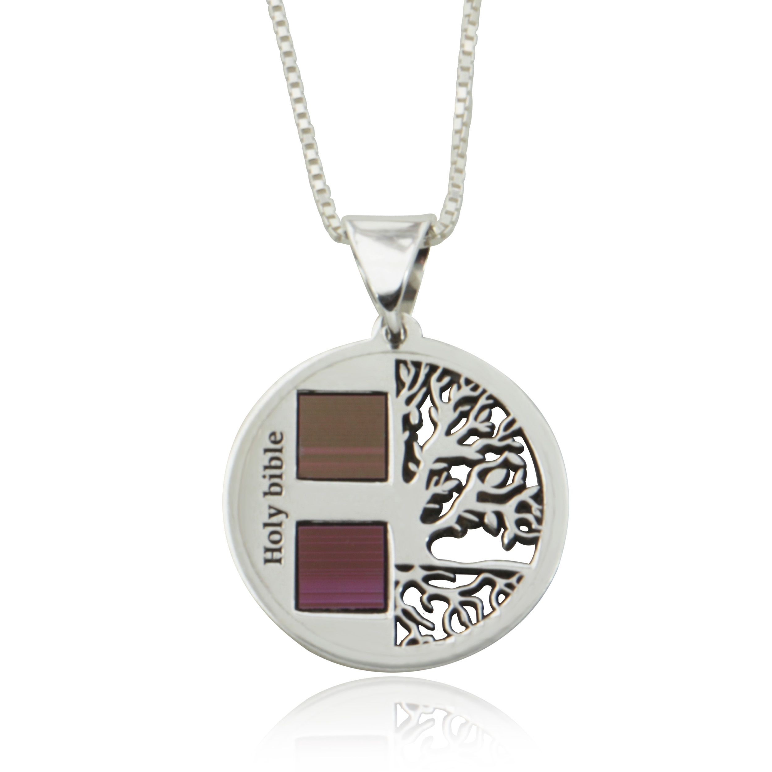 THE TREE OF LIFE NECKLACE HOLY BIBLE