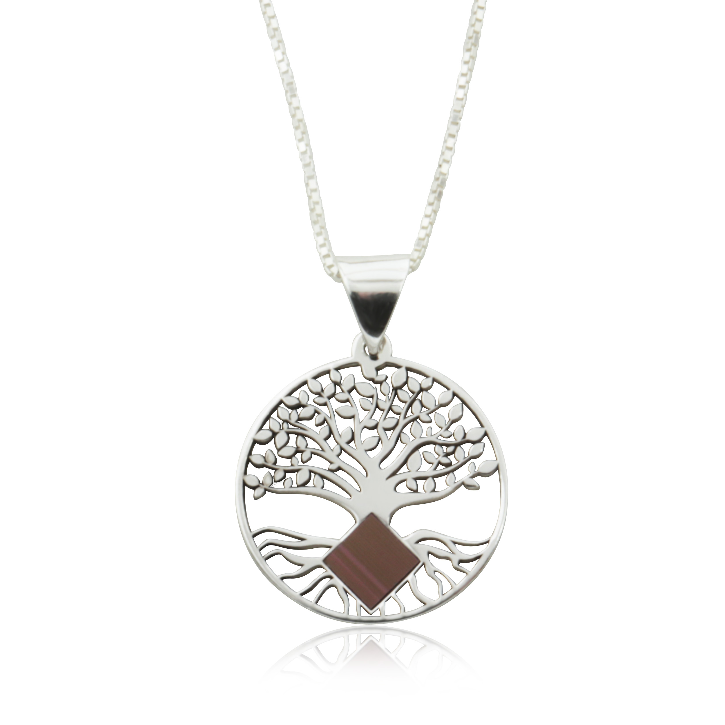 THE TREE OF LIFE NECKLACE NANO BIBLE