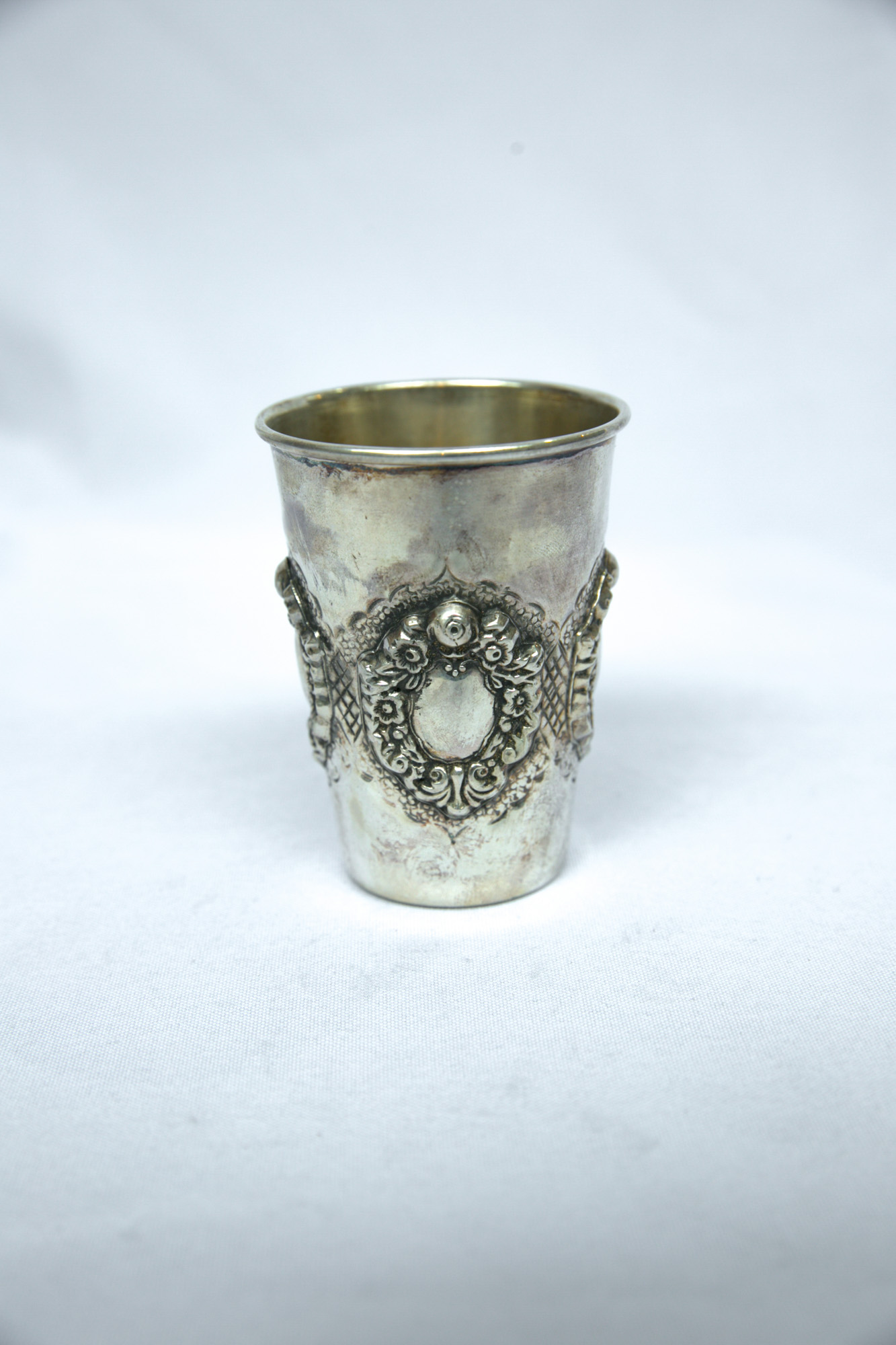 Kiddush Cup 925 Sterling Silver