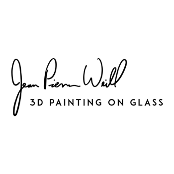 3D Painting on Glass by Jean-Pierre Weill Studios
