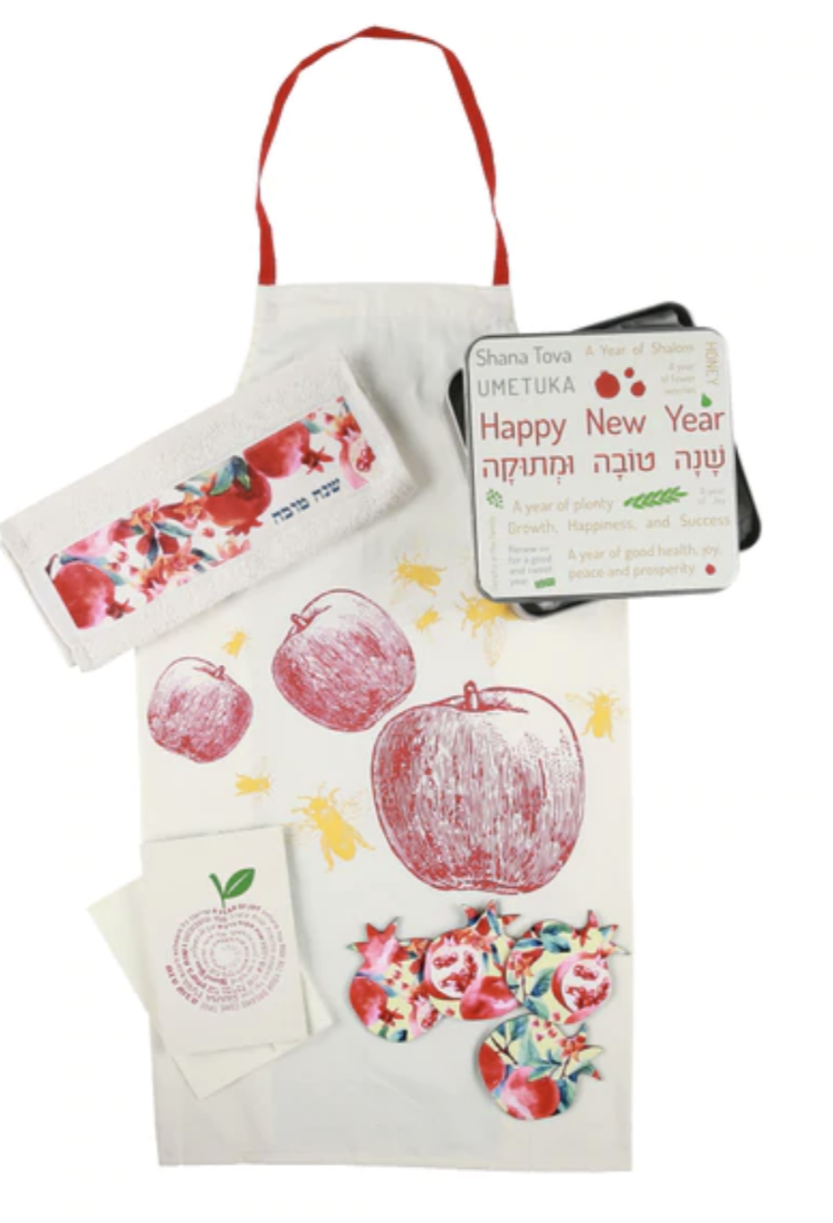 Rosh Hashanah Apples and Bees Gift box | Barbara Shaw Gifts