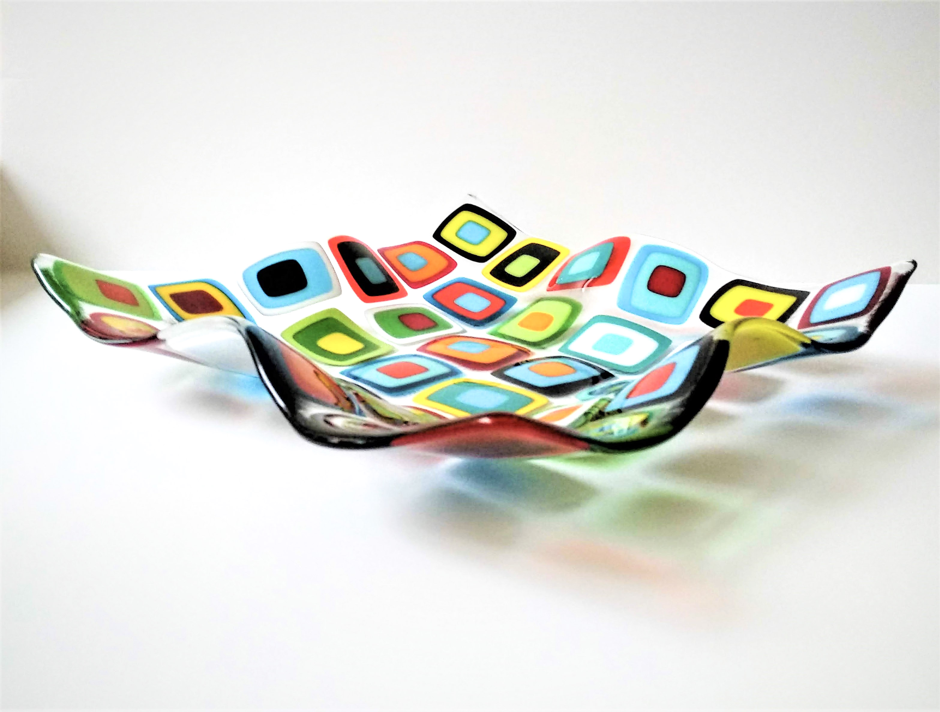 Fused Glass Bowls