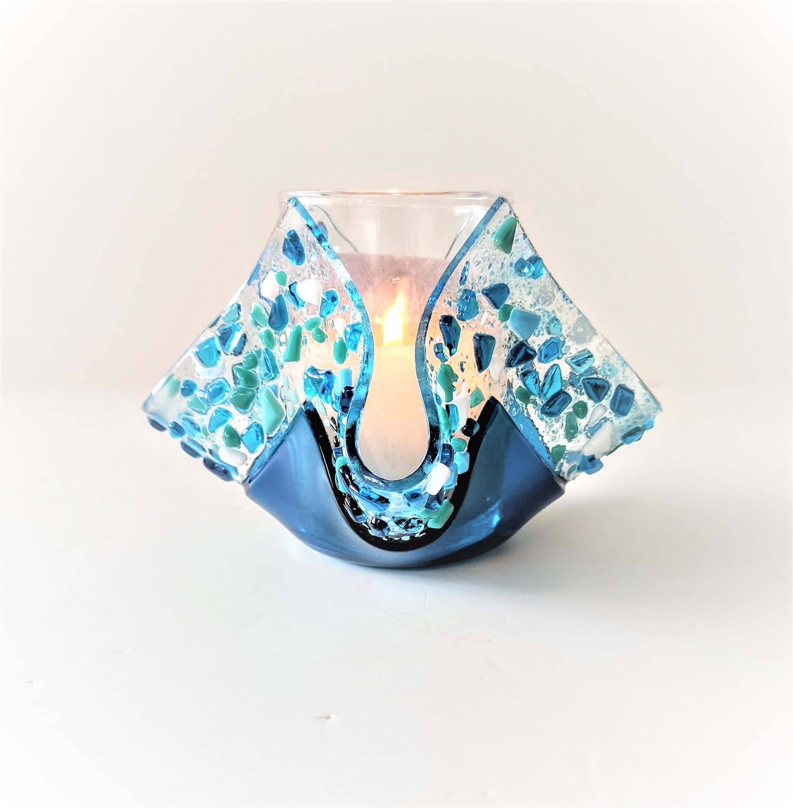 Yahrzeit Candle Holder