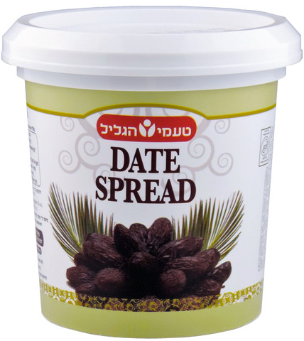 Date Spread Galil