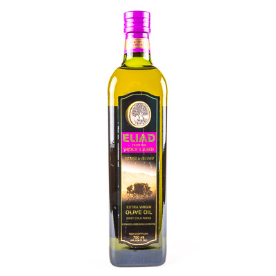 Eliad Olive oil – Intense and Defined