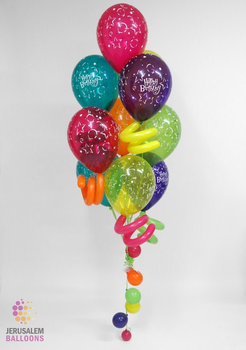 Birthday Balloon Designs