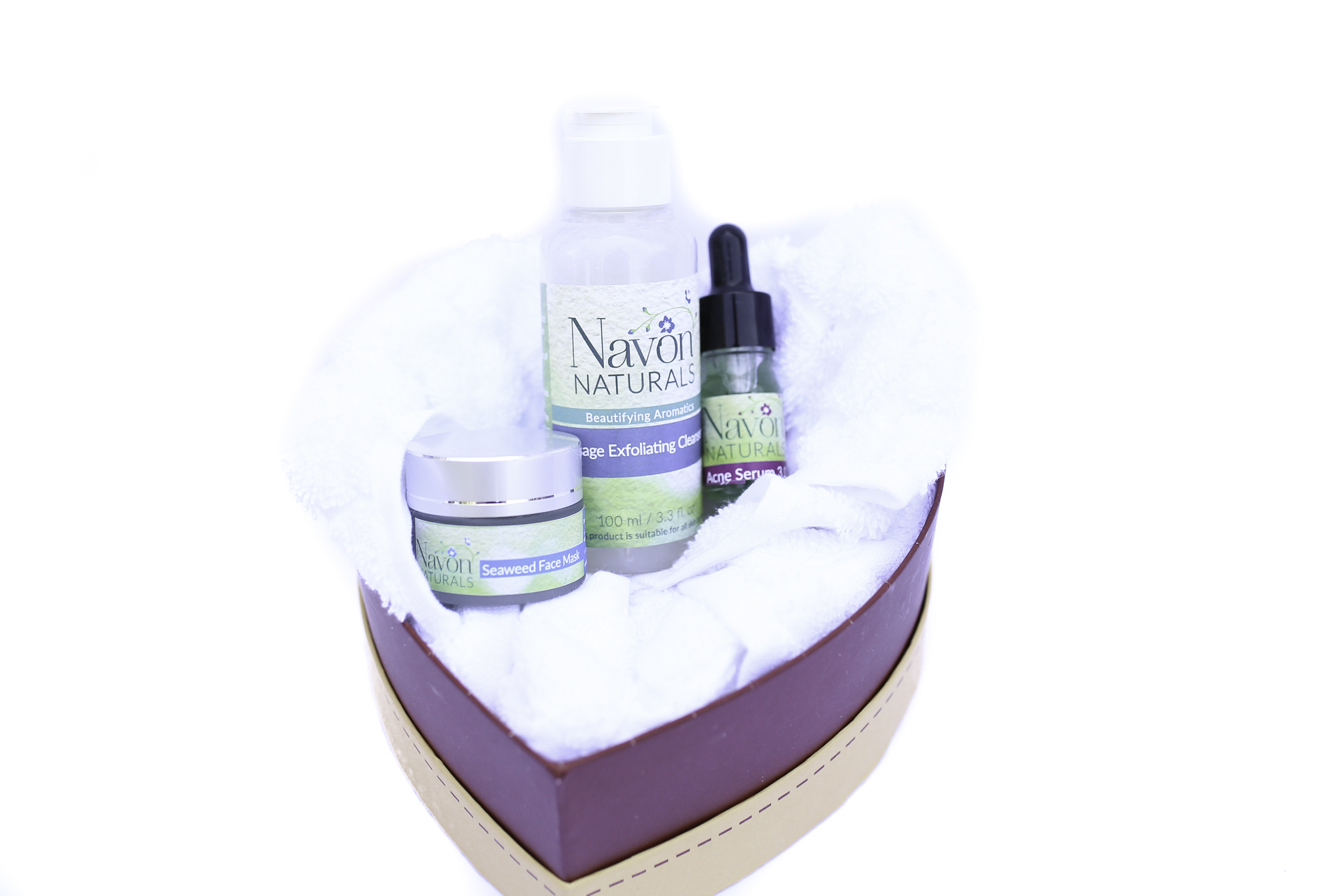 Mini Home Facial Kit - Bat Mitzvah Gift